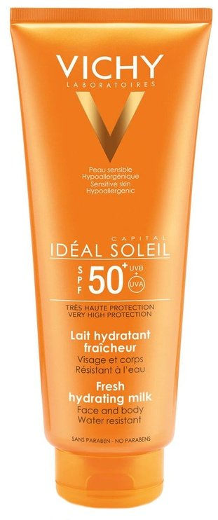 Vichy Ideal Soleil Face & Body Milk SPF50 300ml