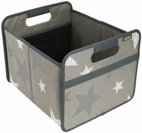 Meori Foldable Box Classic M Stone Gray/Vintage Stars