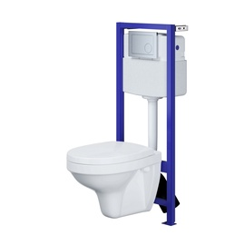 Cersanit Agis S701-022 Wall-Hung WC