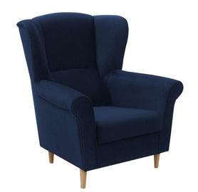 Idzczak Meble Loft 1 Armchair Dark Blue