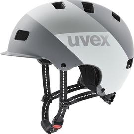 Uvex HTML 5 Bike Pro Grey MATT 55-58