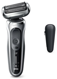 Braun Series 7 70-S1000s Shaver Silver