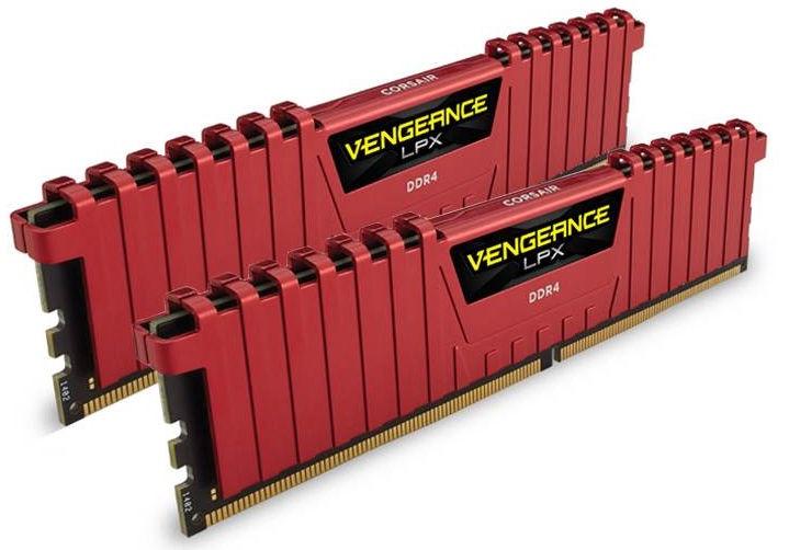 Corsair Vengeance LPX 16GB 3600MHz DDR4 C18 DIMM KIT OF 2 CMK16GX4M2B3600C18R