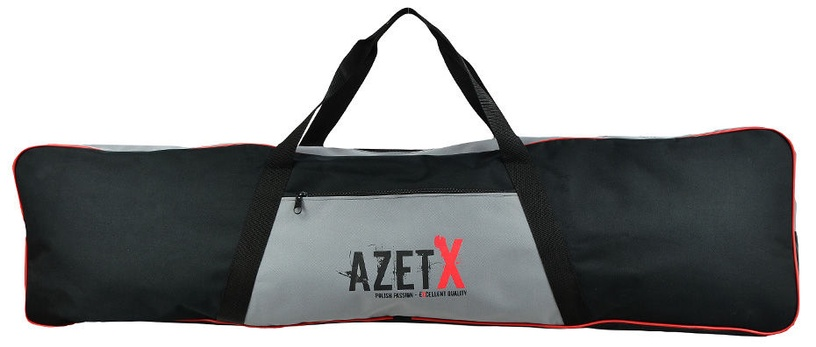 Azetx Qmax Floorball Bag Black Grey