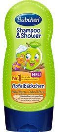 Bubchen Shampoo & Shower Gel Apple 230ml 12297507