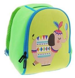 Must Backpack Cute Elephant Green