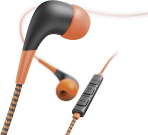 Hama Neon In-Ear Earphones Orange