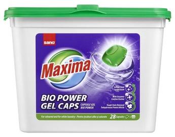 Sano Maxima Bio Power Gel Caps 28pcs