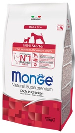 Monge Daily Line Mini Starter Rich in Chicken 1.5kg