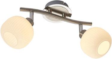 Nino Anica Ceiling Lamp 2x4W G9 Nickel