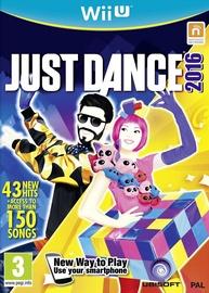 Just Dance 2016 WiiU