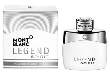 Parfüümid Mont Blanc Legend Spirit, 50 ml, EDT