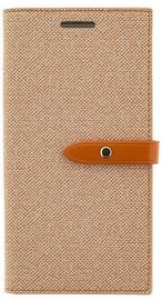 Mercury Milano Book Case For Samsung Galaxy S8 Plus Orange