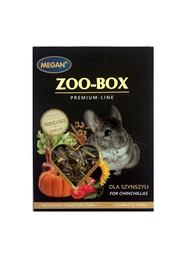 Megan Zoo-Box Premium For Chinchillas 500g