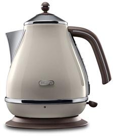 Электрический чайник De'Longhi KBOV2001BG, 1.7 л