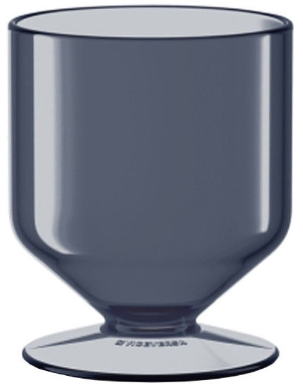 ViceVersa The Good Times Water Glass Grey