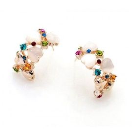 Vincento Earrings With Zirconium Crystal CE-1290