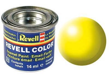 Revell Email Color 14ml Silk RAL 1026 Luminous Yellow 32312