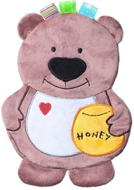 BabyOno Flat Bear Todd Cuddly Toy For Babies