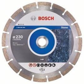 Bosch Stone Diamond Cutting Disc 230x22.23mm