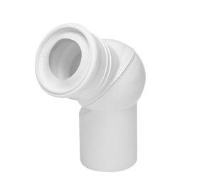 WC ühenduspõlv Tycner 671, reguleeritav, 110 mm