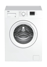 Beko Washing Machine WRE6511BWW White