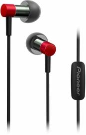 Pioneer SE-CH3T In-Ear Earphones Red