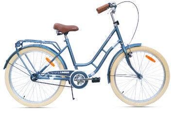 "Jalgratas Monteria Limber 24 Kids Graphite, 24"""