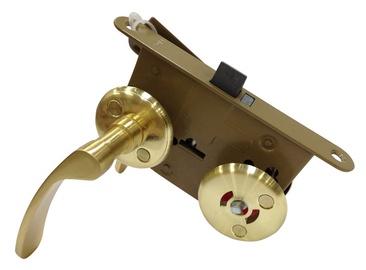 Vagner SDH Mortise Lock 2014/24 006 Brass