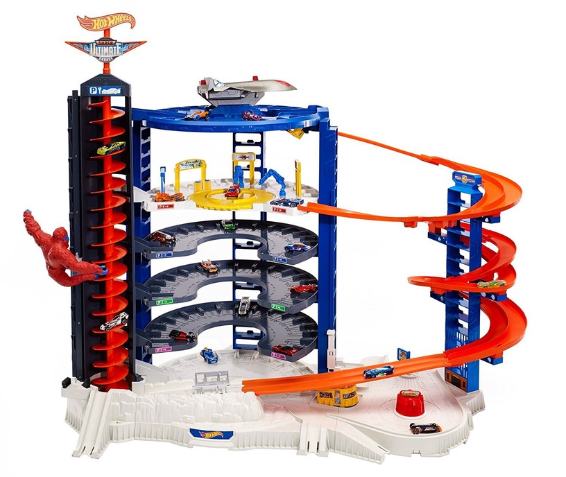 Mattel Hot Wheels Super Ultimate Garage Play Set FDF25