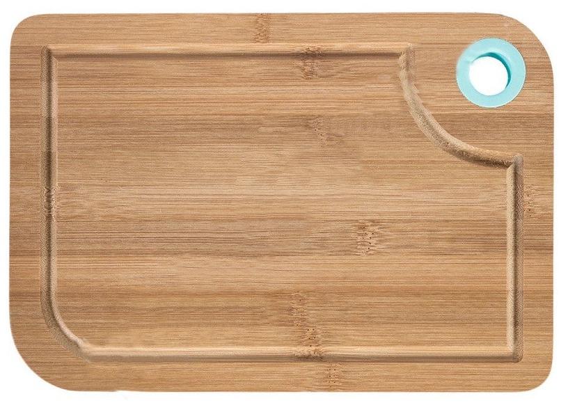 Home4you Cutting Board Bamboo Home 19x28cm