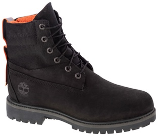 Timberland 6 Inch Treadlight Waterproof Rebotl Boot A2DPJ Black 41