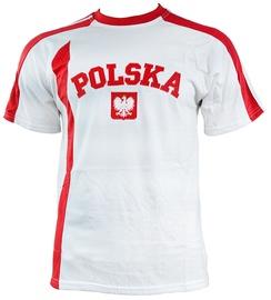 Marba Sport Poland Replica Cotton T-shirt White L