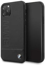 BMW Signature Hard Back Case For Apple iPhone 11 Black