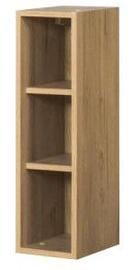 Верхний кухонный шкаф Bodzio Monia Open 20 Brown, 200x290x720 мм