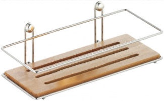 Axentia Bonja Bathroom Wall Shelf Single-Level