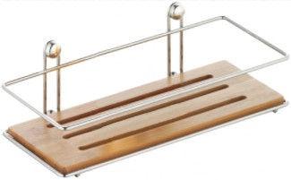 Axentia Bonja Bathroom Wall Shelf Single-Level