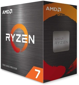 Процессор AMD Ryzen 7 5800X 3.8GHz 32MB BOX 100-100000063WOF