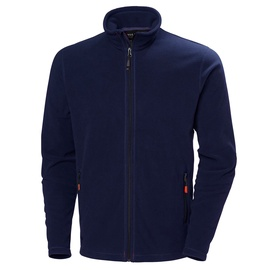 Helly Hansen WorkWear Oxford Light Fleece Jacket Navy L