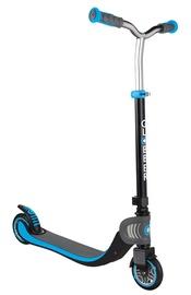 Globber Flow 125 Foldable Scooter Black/Blue 473-101