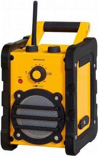 Clatronic BR 816 Yellow/Black