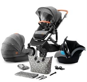 Kinderkraft Prime 3in1 Grey