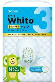 Mähkmed Whito Diapers Pants, M, 62 tk