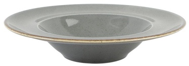 Porland Seasons Pasta Plate D25cm Dark Grey