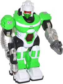 Mängurobot Tommy Toys Robot Android Green