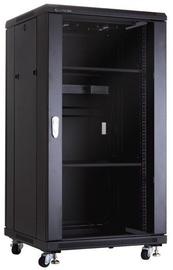 "Linkbasic Floor-Standing Cabinet 19"" 22U 600x800mm"