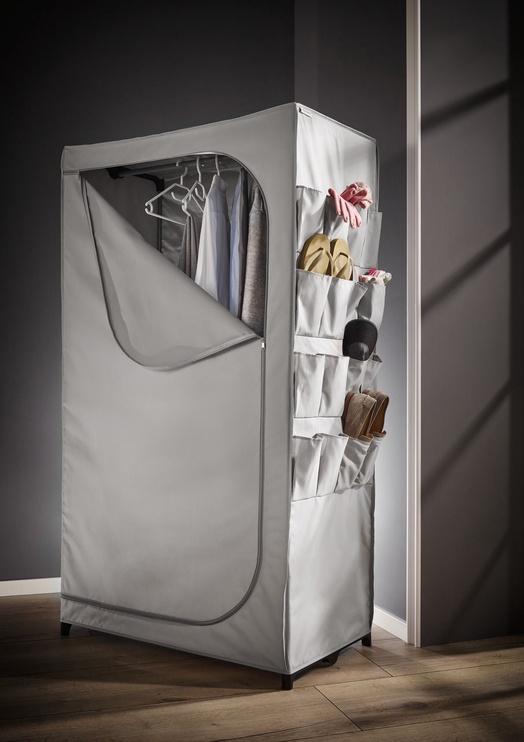 Leifheit Wardrobe Flex 90x50x160cm Combi System/Grey