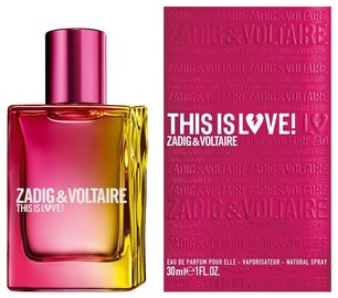 Zadig & Voltaire This Is Love For Her 30ml EDP