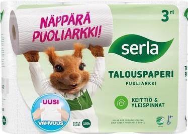 Serla Paper Towel 3pcs