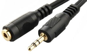 Gembird 3.5mm Stereo Audio Extension Cable 5m